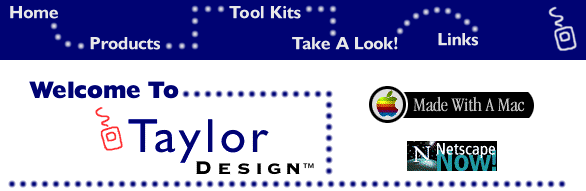 Blast from the Past - Taylor Design in 1998